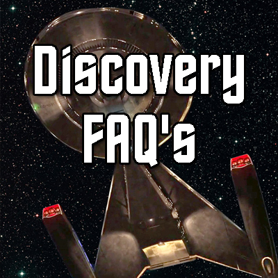 Discovery FAQs